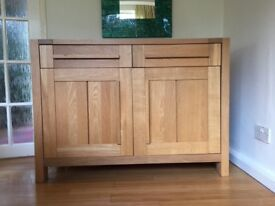 M&S Oak Somona sideboard