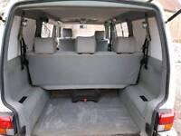 T4 Caravelle Van rear seats bench seat VW Transporter