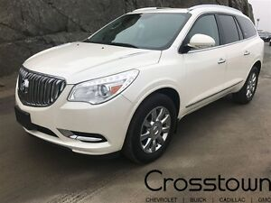 2013 Buick Enclave LEATHER/NAVI/PANO ROOF/AWD