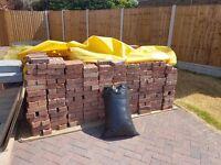 New bricks for sale 30 p each