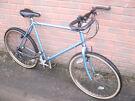 Blue Mens Mountain Bike