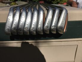 Taylor Made Bubble Shaft Irons