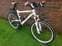 Commencal super 4 mountain bike