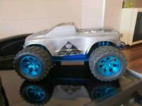 RC TRUCK FULLY UPGRADED
