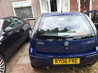Immaculate 1.2 vauxhall corsa full service history . 1 owner from new. Very low mileage