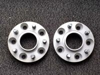 20mm Eibach Pro Bolt On Wheel Spacers Mazda Mitsubishi Hyundai Kia 5x114.3 For Alloys Alloy Wheels