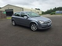 2005 AUTOMATIC VAUXHALL ASTRA 1.6 PETROL -- ONLY DONE 25K- FULL SERVICE HISTORY-- ONE OWNER