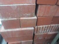 Red engineering Bricks