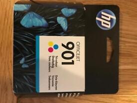 HP Officejet 901 ink cartridge