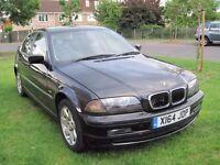 2001 BMW 325i se, Very clean, New MOT, Drives like a dream....Immaculate.....