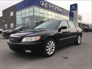 2006 Hyundai Azera Leather-Sunroof 3.8l V6