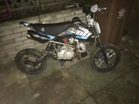 Welsh pitbike 110