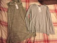 6. Black bag of ladies clothes - size 14-16