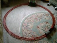 """Clockwork Model Railway set """"O""""Gauge with Circular Track, with 2 Carraiges for sale  Leigh-on-Sea, Essex"""