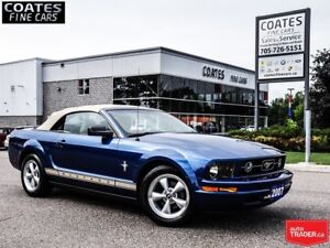 2007 Ford Mustang V6~Clean Car Proof~Great Condition~