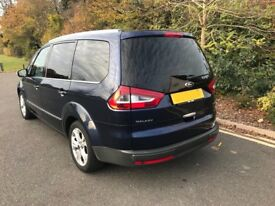 Ford galaxy Titanium X, 2012, diesel, manual, 98k,