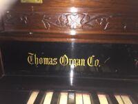 Beautiful Woodstock Pump Organ from Thomas Organ Company