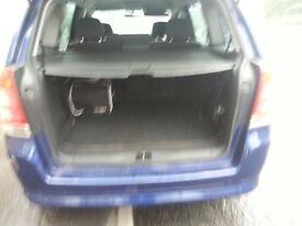 Vauxhall zafira 09plate full body kit spoiler 1.6 MOT until October mint condition