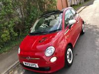 2013 Fiat 500c Convertible Colour Therapy i owner from new