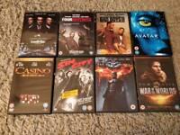 48 DVDs plus box sets