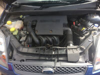Ford Fiesta Style 1.2 for sale 2007