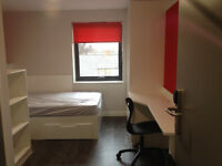 STUDENT ROOM AVAILABLE IMMEDIATELY IN BRAND NEW HALL NEAR CARDIFF CITY CENTRE