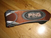 Ping G10 Hybrid Headcover