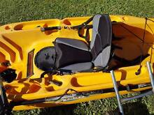 Hobie Outback kayak Ayr Burdekin Area Preview