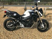 BMW F800R for sale --- Low Mileage / Full Service History
