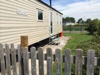 Static caravan 8 berth 2011