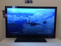"Sony Bravia 3D TV 32"" EX72"