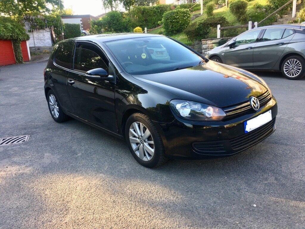 VW GOLF 2.0 TDI BLUEMOTION £30 ROAD TAX