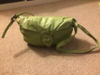 Leather handbag by Ollie & Nic