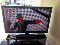 PANASONIIC VIERA TX-P50ST30B 50 inch widescreen plasma TV.