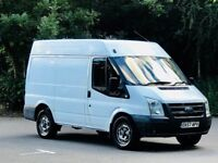 2008 FORD TRANSIT T330 RWD 2.2 MWB DIESEL A/C LOW MILES 1 OWNER SAME SPRINTER/DUCATO/VIVARO/TRAFIC