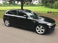 2007 BMW 1 SERIES 118D M SPORT