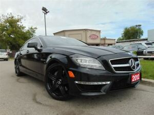 2012 Mercedes-Benz CLS-Class CLS63 AMG CARBON FIBER PKG NO ACCID