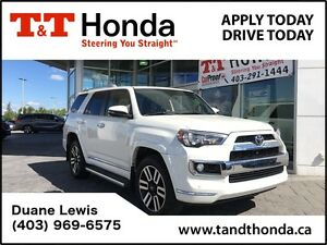 2015 Toyota 4Runner *Limited* NAVI, Heated/ Cooled Seats*