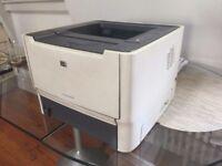 HP LaserJet P2015dn laser printer - B/W - duplex - capacity: 300 sheets - USB, 10/100Base-TX