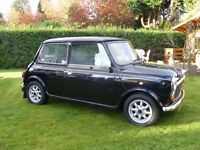 1988MINI DESIGNER 71000 MILES BLACK VERY TIDY CAR FOR YEAR