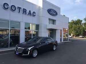 2014 Cadillac CTS AWD