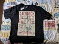 Salt Rock siren T-shirt