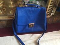 Brand new New look ladies shoulder bag blue colour £7