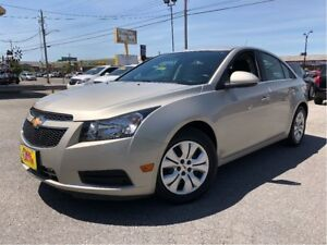 2014 Chevrolet Cruze 1LT TURBOCHARGED REMOTE ENGINE START