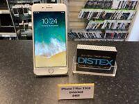 iPhone 7 Plus 32GB Unlocked Gold