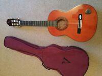 1/2 size guitar for children