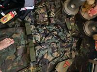 Army combat waterproof outfit