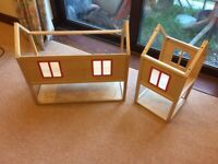 Doll Play houses- REDUCED PRICE.
