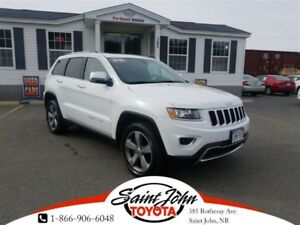 2016 Jeep Grand Cherokee Limited $291.19 BIWEEKLY!!!