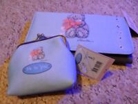 "Lovely ""Me to You"" wallet and matching purse. BNWT. Ideal gift"